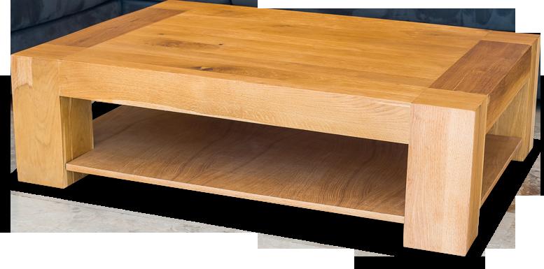 Ξύλινο τραπεζάκι μέσης booky mini