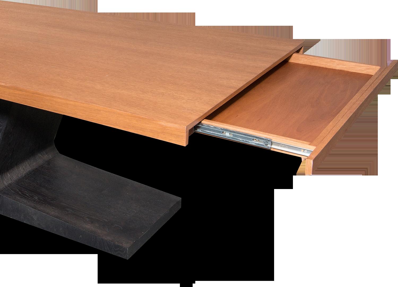 Μοντέρνο επεκτεινόμενο τραπέζι